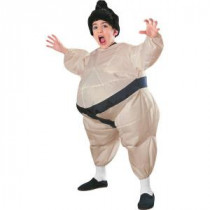 Rubie's Costumes Inflatable Sumo Child Costume-38905 204423722
