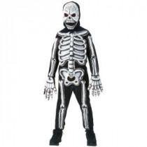 Rubie's Costumes Skeleton Child Costume-R38650_M 204428850