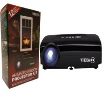 Seasonal Window FX Projector Animated Window Display Kit-75050_THD 206770956