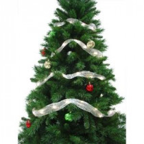 Starlite Creations 12 ft. 36-LED White Ribbon Lights-RL34-W012-A 202371861