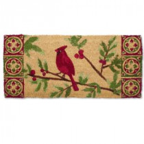 TAG Estate Cardinal 18 in. x 40 in. Coir Mat-TAG95606 300225476