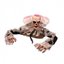 2.5 ft. Escape from the Grave Zombie with Light Up Eyes-56504 206854318