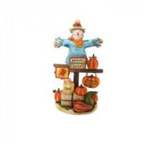 Alpine 10 in. Harvest Decoration Annual Scarecrow Contest Statuary-AJY164 206212920