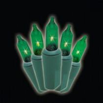 Brite Star 100-Light Green Designer Strands Lights (Box of 2)-37-464-20 202207861