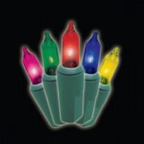 Brite Star 100-Light Multi-Color Mini Lights (Box of 2)-37-340-20 203438378
