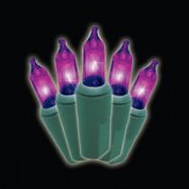 Brite Star 100-Light Purple Mini Light Set (Set of 2)-37-467-20 203438455