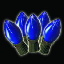 Brite Star 25-Light Blue Old Fashioned Lights (Set of 2)-37-832-20 202207872