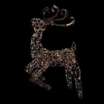 Brite Star 48 in. Multi Posing Brown Deer with 105 Lights-48-109-00 203538804