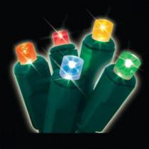 Brite Star 50-Light Multi-Colored Micro Mini LED Lights-39-320-00 203613786