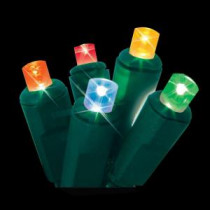 Brite Star 60-Light LED Multi-Colored Micro Mini Twinkling Light Set-39-759-00 203613879