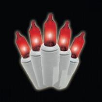 Designer Series 100-Light Red Mini Lights-37-452-20 204640915