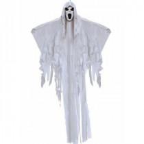 Forum Novelties 6 ft. Classic Face Hanging Ghost Prop-71253F 204456576
