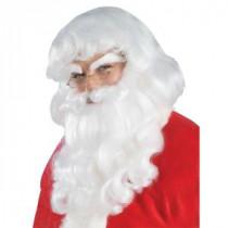 Forum Novelties Men's Santa Claus Wig and Beard Set-5085PA 204431035