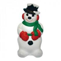 General Foam 31 in. Snowman Statue without Pipe-HD-C5270 202221244