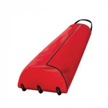 Gerson Premium Rolling Tree Storage Bag with Handle and Casters for 7.5 ft. Artificial Christmas-182100EC 300508986