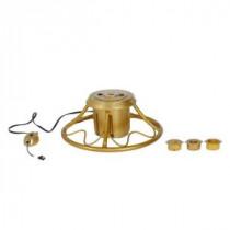Golden Rotating Artificial Tree Stand-GX1623U22F07 205983462