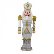 Home Accents Holiday 36 in. Animated Christmas Nutcracker with LED Illumination-6242-36144HDD 206963210