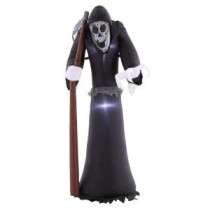 Home Accents Holiday 5 ft. H Inflatable Reaper-70387 205832480