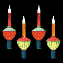 Home Accents Holiday 6 ft. 7-Light Incandescent Multi-Color Traditional Bubble Light Set-28077-56 205079287