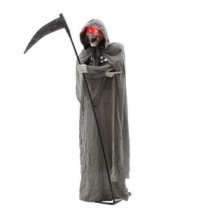 Home Accents Holiday 6 ft. Animated Grim Reaper with Sound and Light Effects-5330-72131HD 205827990