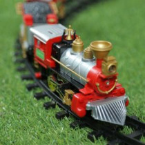 Home Accents Holiday Christmas Tree Train-5523018 202710014