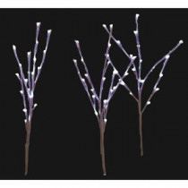 Home Accents Holiday LED Pathway Twig Lights (Set of 3)-TY168-1313 202520479