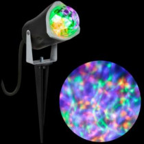 LightShow 10.24 in. Spot Light Fire and Ice OPG Stake Set-56351 206762568