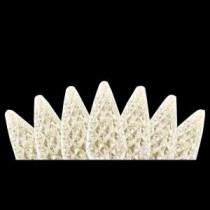 Martha Stewart Living 50-Light LED C5 Crystal Warm White Light Set-TY818-1415 205316369