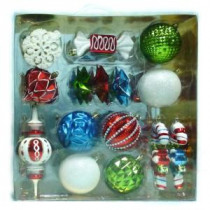 Martha Stewart Living Alpine Holiday Ornament (80-Count)-C-15837 206954280