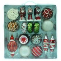 Martha Stewart Living Winter Tiding Ornament (80-Count)-C-15838 206954371