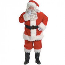 Master Halco XL Professional Quality Santa Suit Costume for Adults-9196XL 204433604