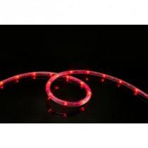 Meilo 16 ft. Red LED Rope Light (2-Pack)-ML12-MRL16-RD-2PK 206792268