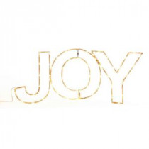 Mr. Christmas 28 in. Merry Messages-Joy-60868 206998889