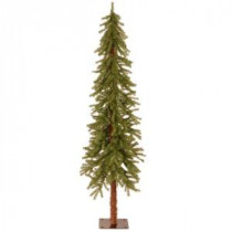 National Tree Company 6 ft. Hickory Cedar Artificial Christmas Tree-CED7-60-S 207183134