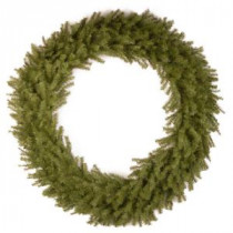 National Tree Company 60 in. Norwood Fir Artificial Wreath-NF-60W 300182919