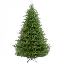 National Tree Company 7-1/2 ft. Feel Real Norway Spruce Hinged Artificial Christmas Tree-PENF1-500-75 207183289