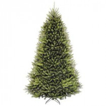 National Tree Company 9 ft. Dunhill Fir Hinged Artificial Christmas Tree-DUH-90 207183158