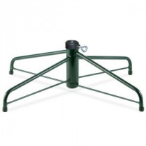National Tree Company Metal 24 in. Folding Tree Stand for Tree 6 1/2 ft. to 8 ft. Tall-FTS-24 205331333