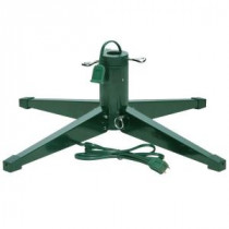National Tree Company Metal Revolving Tree Stand for Artificial Trees-RS-2 205331336