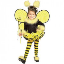 Rubie's Costumes Cute Bumble Bee Child Costume-885289S 204450538