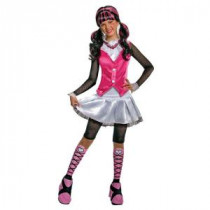 Rubie's Costumes Monster High Deluxe Draculaura Costume-R884901_S 204461461