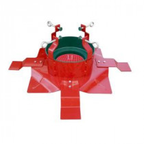 Santa's Solution Steel Extreme Tree Stand with Turn Straight Centering System for Trees Up to 15 ft.-300001280 204659441