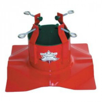 Santa's Solution Steel Supreme Tree Stand with Turn Straight Centering System for Trees Up to 11 ft.-300000936 204659443