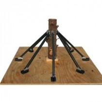 Standtastic 8 Brace Heavy Duty Christmas Tree Stand-8b-1942 206472470