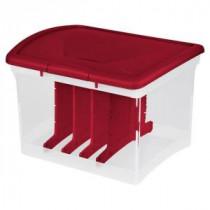 Sterilite 4-Light Reels Light Storage Box (4-Pack)-19806604 205543154