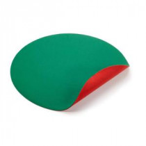 The Christmas Tree Stand Mat 30 in. Reversible Red/Green Floor Protector-CTS-30-C 202213484