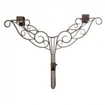 TreeKeeper 18 in. Antlers Adjustable Wreath Hanger-V-10909 206148126