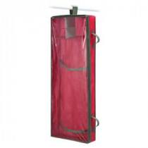 Whitmor Christmas Storage Collection 14.5 in. x 43 in. Hanging Gift Wrap Organizer-6129-5343 206512658